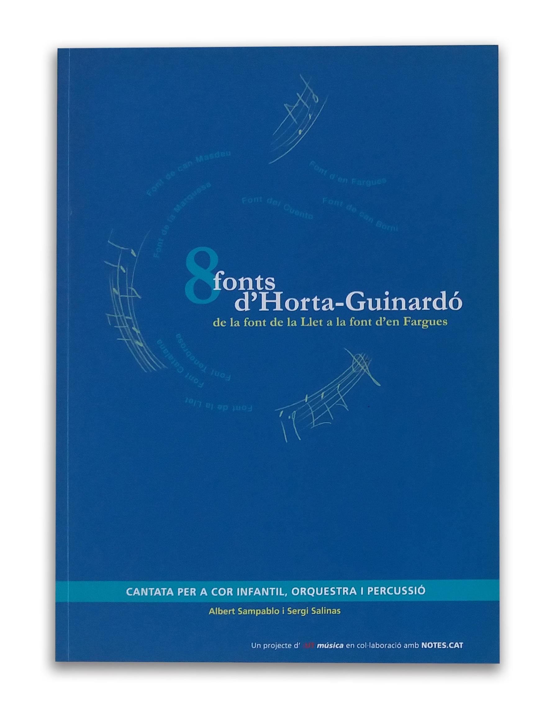 Diseño y maquetación libretos cantata